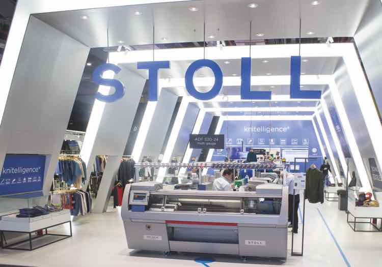 Stoll backs new project bringing knitwear production back to US