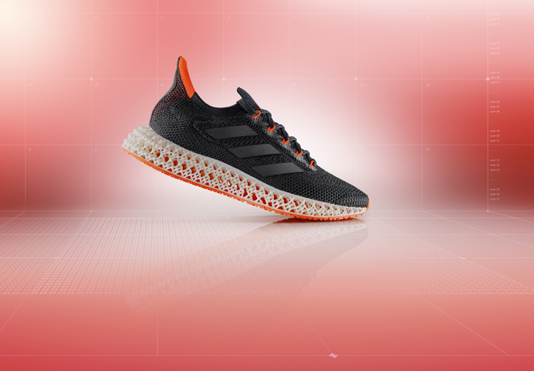Adidas launches 4DFWD trainers