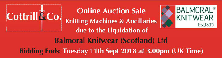 Cottrill - Sept 2018 Auction